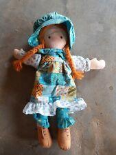 Holly hobbie doll Amtoy 1974