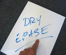 "1 Sheet-12""x24"" Dry Erase vinyl - Adhesive back Vinyl-craft-hobby-sign cutters"