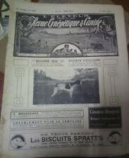 L'éleveur Revue cynégétique & canine n°1838 1/5/1921 glengerock griffon chien