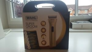 Wahl Dog Grooming Clippers Lithium Ion, SUPER GROOM