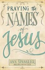 Praying the Names of Jesus : A Daily Guide by Ann Spangler (2016, Paperback)
