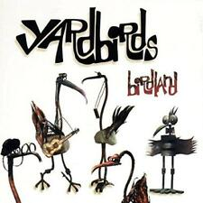 Yardbirds Birdland Double LP Vinyl European Favored Nations 2016 16 Track