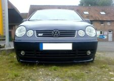 Für VW Polo 9N Front Spoiler Lippe Frontschürze Frontlippe Frontansatz GTI GT-