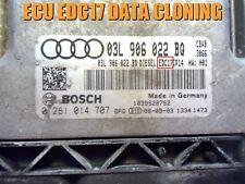 EDC17 ECU CLONING SERVICE DATA TRANSFER SERVICE CLONING OLD ECU TO NEW ECU