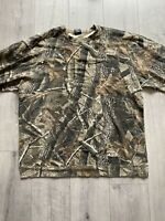 "Men's Jumper outfitters ridge size XL  Pit to pit 26"" Hunting Camouflage Airsoft"