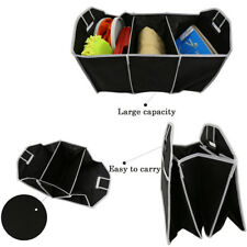 Big Storage Bag Holder Collapsible Car Boot Trunk Organiser Foldable Travel Box