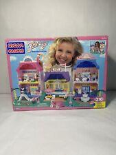 RETRO Mega Bloks 1995 Fantasy Shopping Avenue Girls Building Blocks 9404*read*