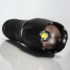 New Military Grade Tactical Flashlight LED Gladiator Battle LT600 LM TC Design