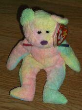 Ty Beanie Babies-Groovy The Bear! Nwt!