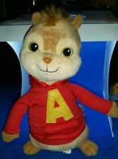 "Ty Beanie Baby Buddy ALVIN and the Chipmunks - 10"" - Alvin Plush"