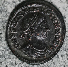 Very Nice Constantine I Follis Ancient Coin - Roman Campgate