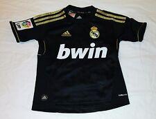2011 REAL MADRID AWAY ADIDAS 4tod 13.5x18.5 JERSEY CR7 CRISTIANO RONALDO LFP boy