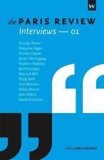 Die Paris Review Interviews - 01 von Vladimir Nabokov, Dorothy Parker, Ernest Hemingway, Heinrich Böll und Kurt Vonnegut (2011, Kunststoffeinband)