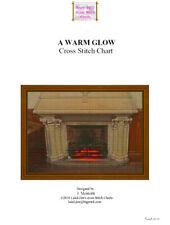 A WARM GLOW - CROSS STITCH CHART