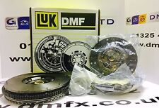 COMPLETE CLUTCH KIT & LUK DUAL MASS FLYWHEEL DMF FOR NISSAN NAVARA 2.5 DCi 4WD