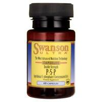 P-5-P Coenzymated Vitamin B-6 Swanson Ultra 40mg 60 caps From £6.40 per bottle