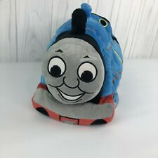 Thomas The Train Plush Tank Engine Plush Pillow Cuddle Soft Stuffed Toy 15""