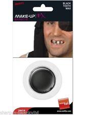 Maquillajes color principal negro para disfraces