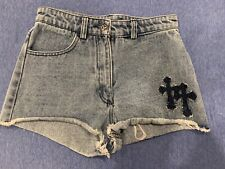 Chrome Hearts Shorts. Size Small. Rare- Find. Waist 26