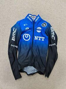 Assos Team NTT Long Sleeve Winter Jacket Brand New