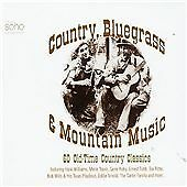 Various Artists - Country, Bluegrass and Mountain Music (2002)