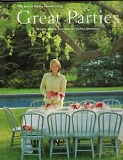 Great parties: Recipes, menus, and ideas for perfe