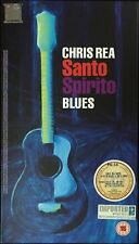 CHRIS REA Santo Spirito Blues 2011 EU DIGIPAK HARDBOUND BOOKLET 3 CD + 2 DVD SET