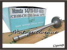 [LG283] HONDA CB100 CL100 XL100 CT125 JAPAN INTAKE VALVE (O6)