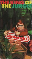 DONKEY KONG COUNTRY  NINTENDO POWER POSTER