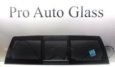 2013-2018 Ram 1500-5500 Heated Power Slider Rear Back Tinted Window Glass OE