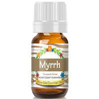 Myrrh Essential Oil (Premium Essential Oil) - Therapeutic Grade - 10ml