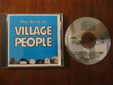 Village People CD 1994 The best of Village People EX+ Casablanca P2 22039