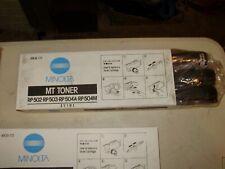 (New Old Stock) Minolta/3M Mt Toner for Minolta Rp-502-503-504A-504M 3M 7560-65