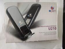USB Modem U210 Mobile Broadband (Open Mobile)