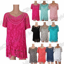 Lace Unbranded Tops & Shirts for Women , with Multipack