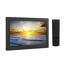"12"" Inch 1366*768 High Resolution TFT LCD Monitor + Remote Controller + Stand"
