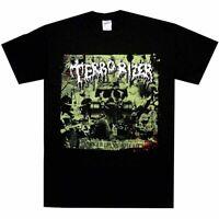 Terrorizer Darker Days Ahead Shirt S-XXL Death Metal Grindcore Official T-shirt