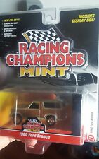 RACING CHAMPIONS MINT 2016 1980 FORD BRONCO CHASE GOLD STRIKE TREASURE HUNT