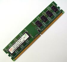 Barrette RAM HYNIX 1 GO (1 GB) DDR2 800 Mhz PC2 6400 desktop PC / PC de bureau