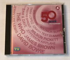 CD 50 anni di musica internazionale n.6