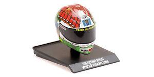 Helm AGV Rossi 2008 Misano -Minichamps 1/10 315080056