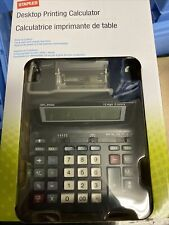 Staples Desktop Printing Calculator