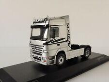 1/43 Mercedes Benz Actros Tractor/camión 2002 Ixo Models