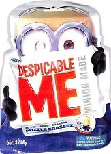 Despicable Me Eraseez Collectible Puzzle Eraser 10 Mystery Packs