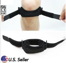 Adjustable Knee/Patella Support Brace -Dual Strap Compression