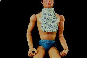 Vintage action man  Green Beret neckerchief Repro
