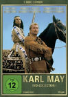 KARL MAY COLLEZIONE 1 Miele am Silver lake APANATSCHI Antico Firehand 3 Box DVD