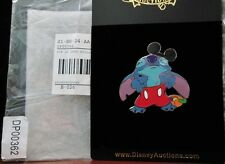 Disney Auctions ~ Stitch as Mickey Pulling up his Shorts Halloween DA LE Pin