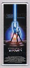 TRON movie poster LARGE FRIDGE MAGNET-82 CLASSIC RETRO COOL !