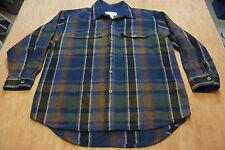 Vtg Eddie Bauer Wool Shirt jak  Beautiful Condition!  Mens Medium